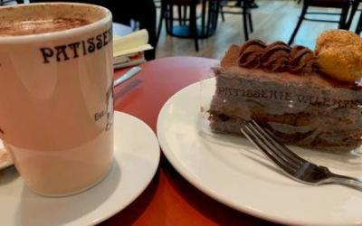 The Trip To Patisserie Valerie
